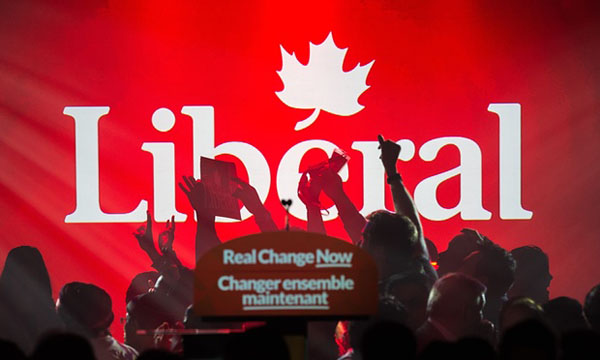 Liberals surge to stunning Canadian election win