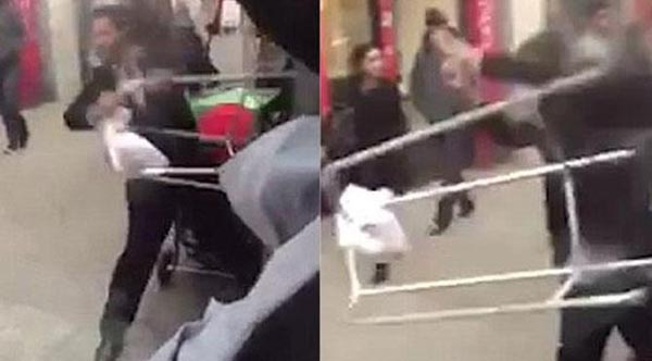 Man arrested over Islamophobic attack on London bus