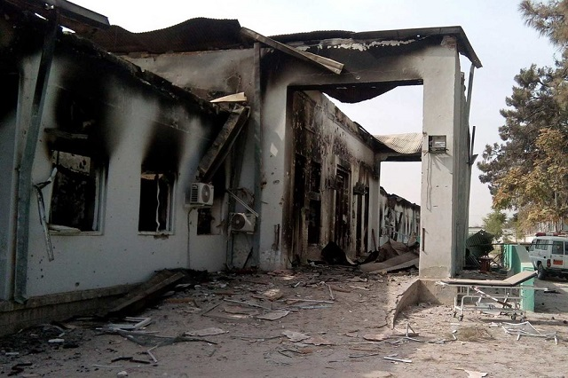 'Too many mistakes' in MSF Kunduz bombing