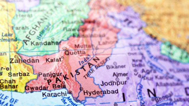 13 killed in southwest Pakistan shrine blast