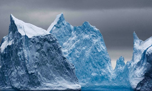 Canadian expert scoffs at plan to tow icebergs to UAE
