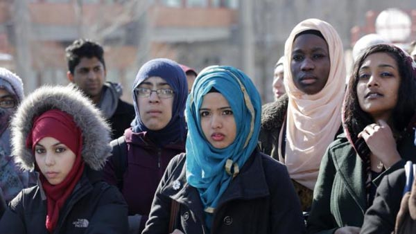 NYPD 'converted' to Islam to spy on Brooklyn students