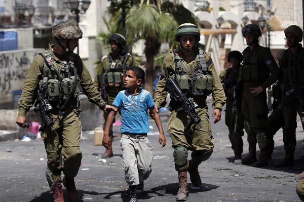 Israel expands detention without trial to minors