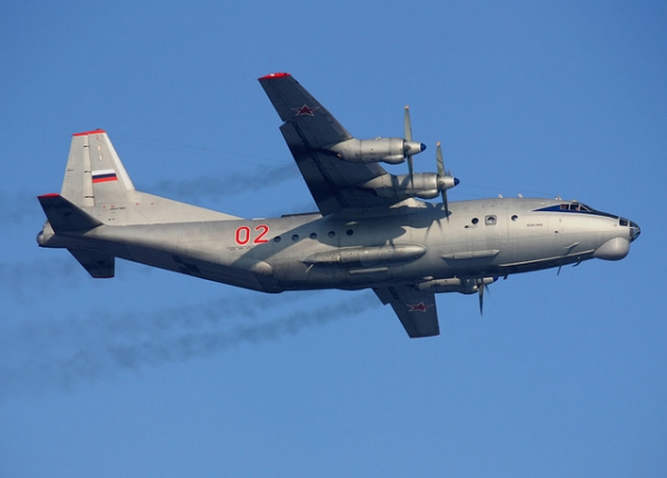 S.Sudan bans Russian-made plane AN-12 from airspace