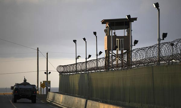 US court blocks release of Guantanamo force-feeding videos