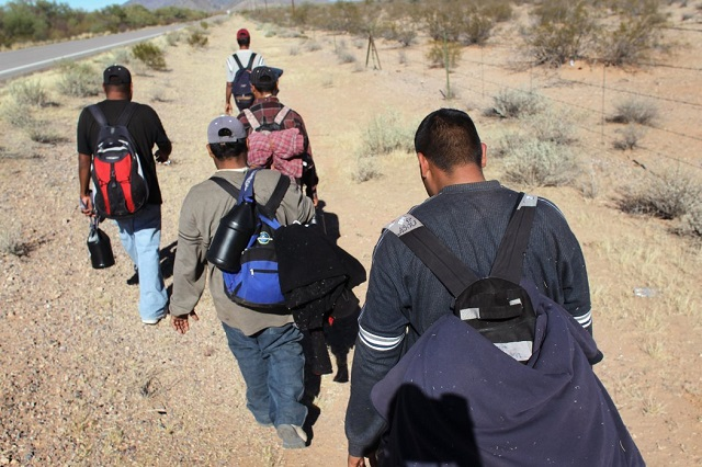 More Mexicans leaving US than coming