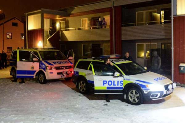 Swedish police arrest man for 'plotting terror attack'