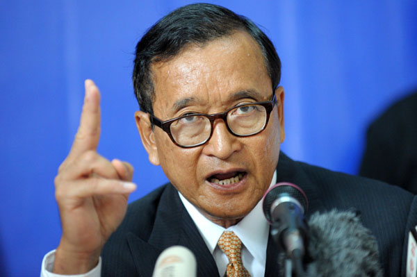 Concerns over changes to Cambodia political parties law