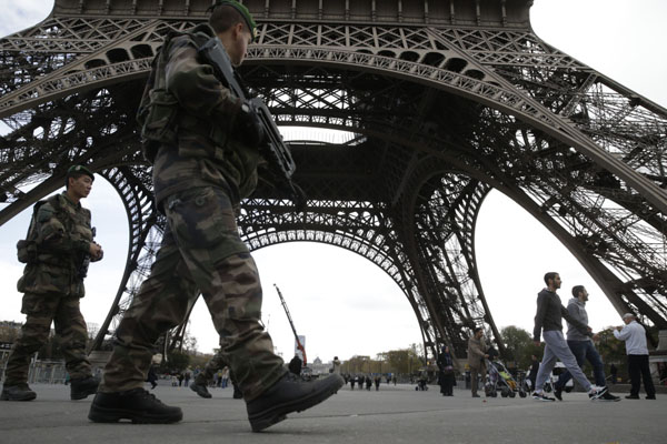 France rejects criticism of post-attack 'ethnic profiling'