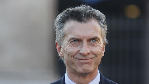 Peso crisis is over, says Argentina's Macri