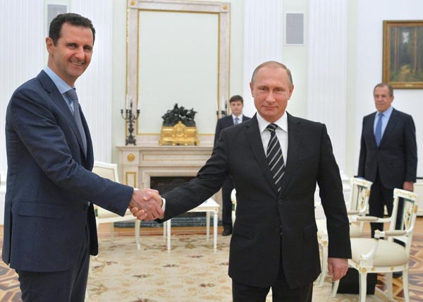 Russia increases attacks in Syria