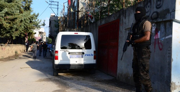 Police station attacked in south-central Turkey
