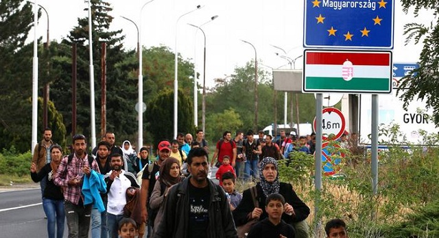 Berlin halts refugee transfers to Hungary over conditions