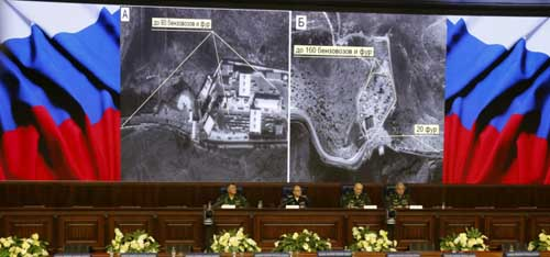 Russia claims ISIL smuggling oil through PYD areas