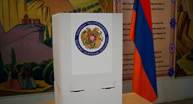 Armenia votes on controversial constitutional reforms