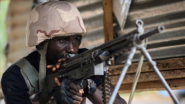 8 soldiers, 25 Boko Haram fighters killed in NE Nigeria