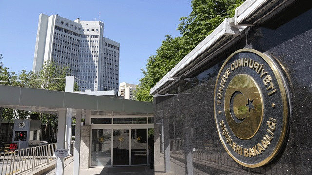 Turkey summoned US envoy over PYD support