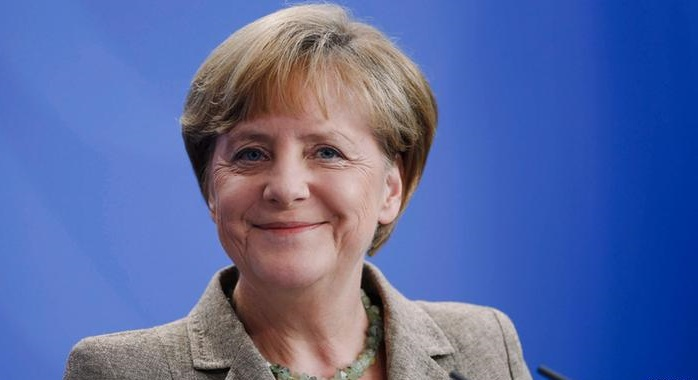 Angela Merkel named Time's 'Person of the Year'