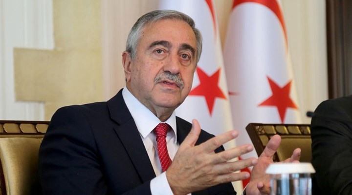 Turkish Cypriot president urges faster pace for talks