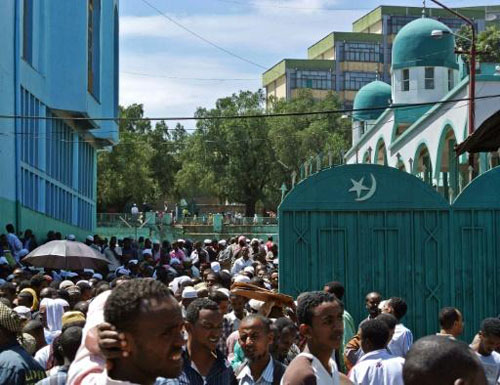 17 injured in grenade attack at Ethiopia mosque