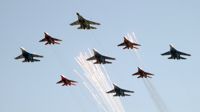 Deadly fighter jet crash at Indonesia air show