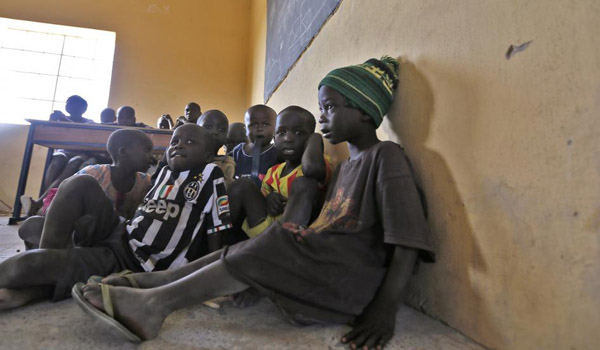 Boko Haram keeps a million children out of school