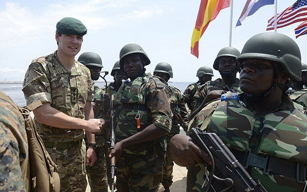 UK to increase support to Nigeria against Boko Haram