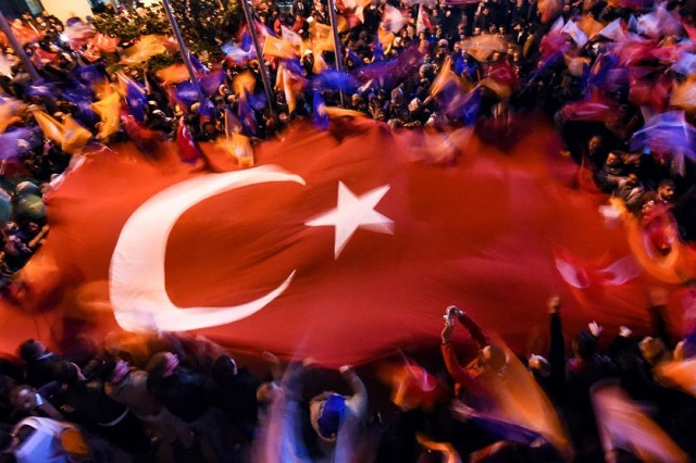 Turkey's top 10 events of 2015