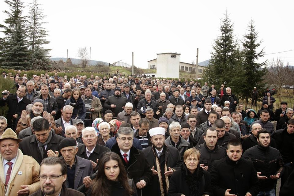 Persecuted Bulgarian Muslims honored in ceremony