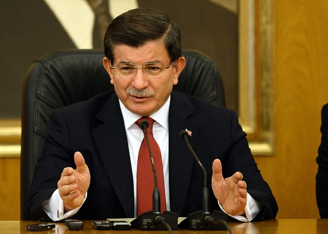 Turkey PM wants lasting new constitution