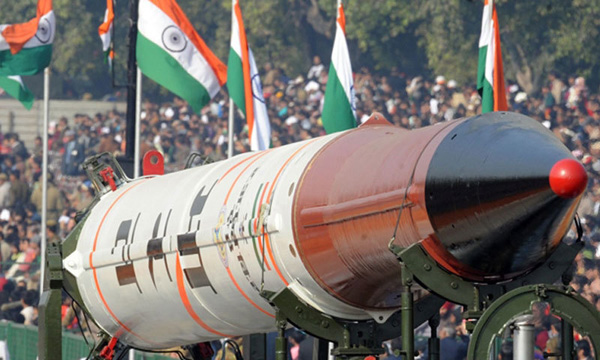 India test fires missile developed with Israel