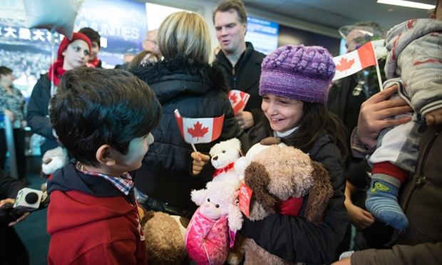 Canada misses year-end Syrian refugee target