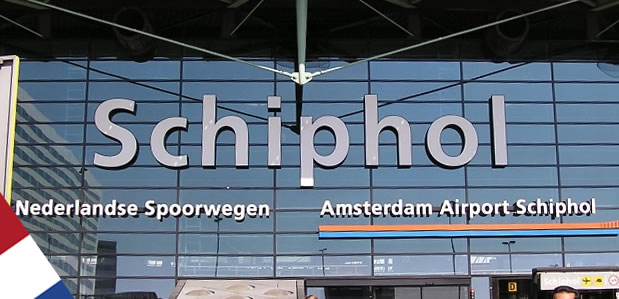 Briton detained for Amsterdam airport bomb hoax