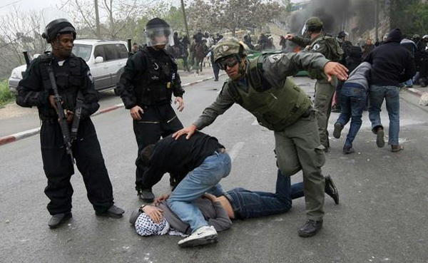 Israeli forces execute disabled Palestinian