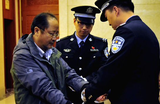 Fugitive among China's most-wanted returned from Guinea