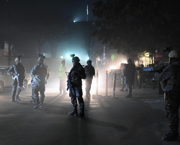 Suicide bomb attack hits French restaurant in Kabul