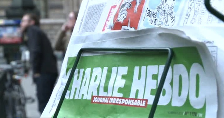 Charlie Hebdo marks one year since deadly attack