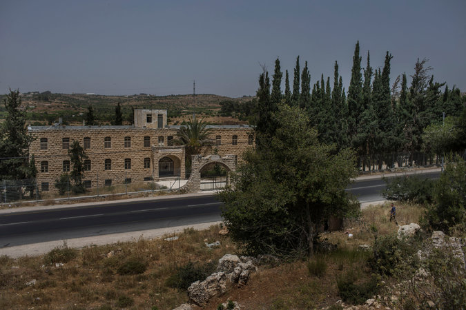 Israel to add W.Bank church compound to settlement bloc