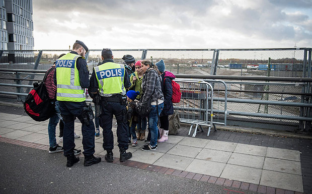 Sweden, Denmark agree to lift border checks soon