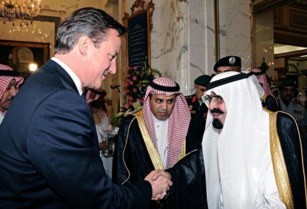 UK has sold $8bn of arms to Saudi Arabia in five years