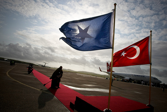Turkey to deliver 15,000 tons of aid to Somalia