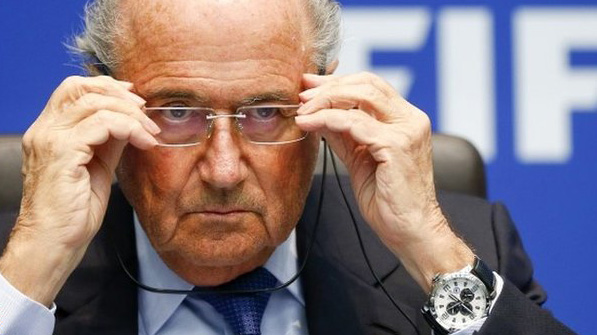 FIFA: Blatter, Platini free to appeal bans