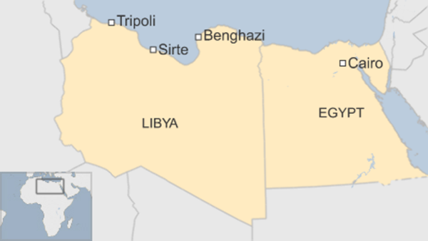 ISIL extremists surrender in Libya's Sirte