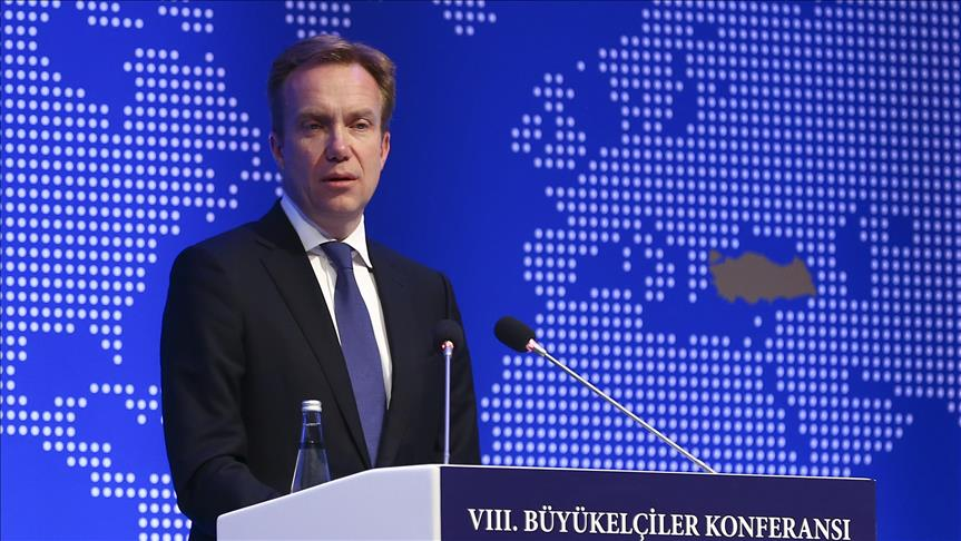 Norway calls for anti-ISIL coalition to do more