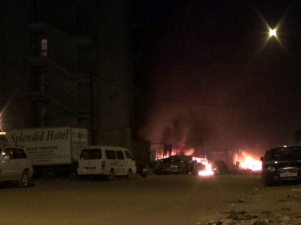 126 rescued from Burkina hotel, three attackers killed