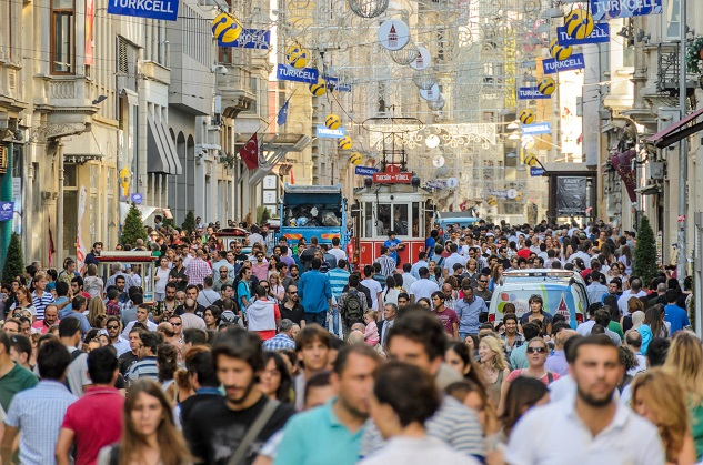 World tourism numbers hit record 1.18 billion in 2015