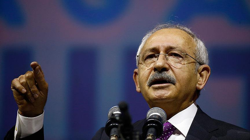 Turkey's CHP supports Palestine based on 1967 borders