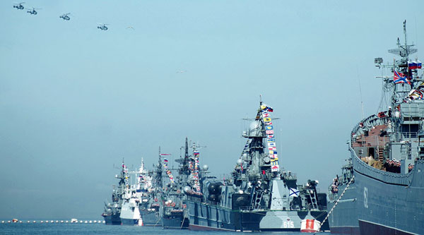 Russia answers NATO with new deployment to Black Sea