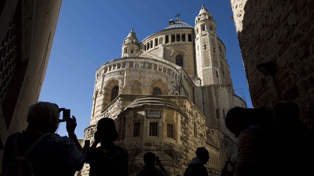 Jewish teen arrested for vandalizing iconic church