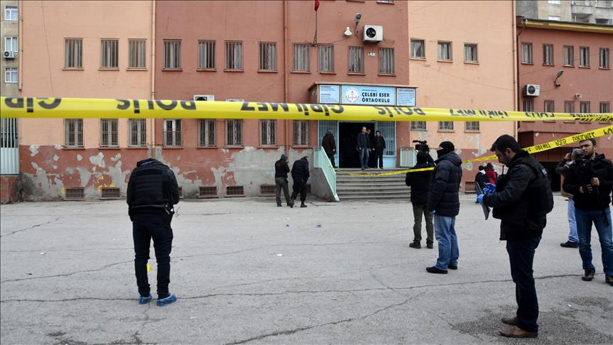 Turkey: 5 children wounded as school attacked